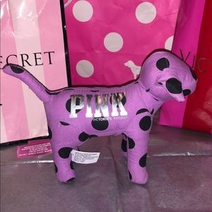 Victoria's Secret Stuffed Dog